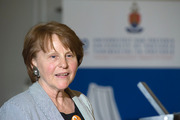 Mrs Monca Hammes welcomes everybody to the 2009 Open Access event
