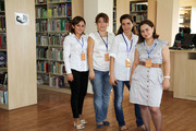 Khazar librarians celebrate OAW