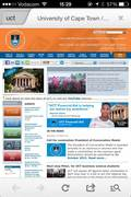 UCT Homepage