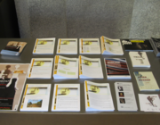 "Flyers distributed - clarifying different aspects of Open Access and promoting the Workshop ""University of Porto - Open Access to Information. Files, Libraries and Digital Repositories"""