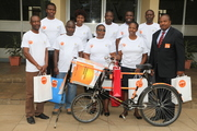 OA Team Library with Mobile Bike