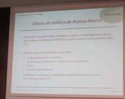 "Workshop ""University of Porto - Open Access to Information. Files, Libraries and Digital Repositories"""