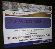 SIT-OPEN ACCESS WEEK 2017
