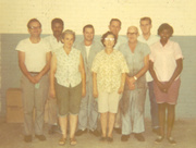 Mill workers from August 30, 1969