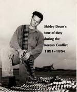 Shirley Drum's Korean years. 1951-54