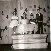 Halloween Carnival October 1957