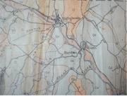 1909 Soil map of the High Shoals