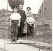 Pastors of St. John's Episcopal Church