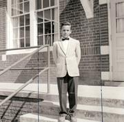 Salutatorian Scottie Smith May 1957