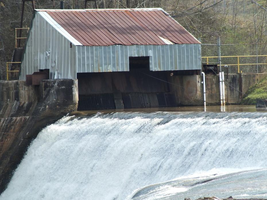 High Shoals Dam