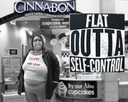 Flat Outta Self-Control
