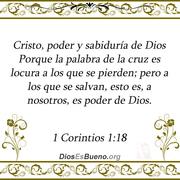 1 Corintios 1 18