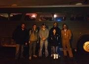The First Veterans Green Bus Crew