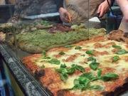 Pizzerium, Rome