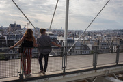 View from the Pompidou