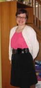Butterick 2235 Corduroy Skirt