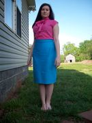 My Kate Spade Inspired Skirt