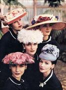 1950s Hats!