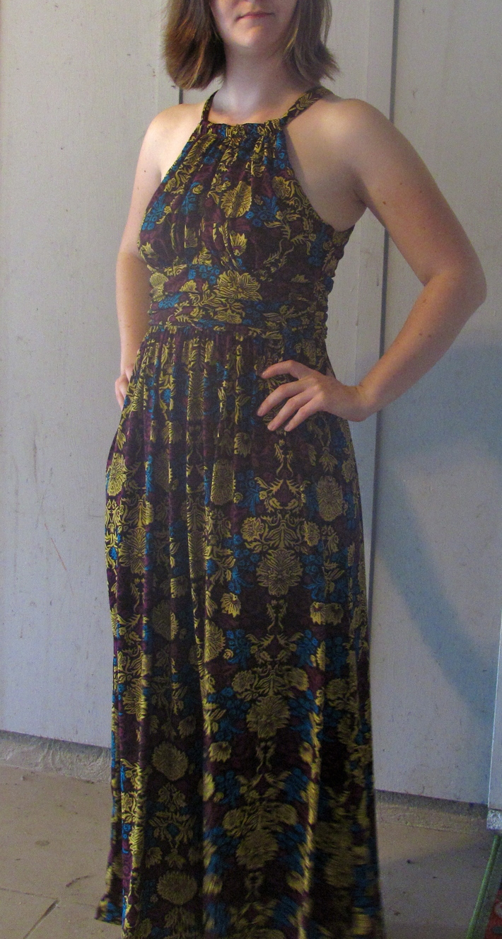 Lazy Louisiana Dress