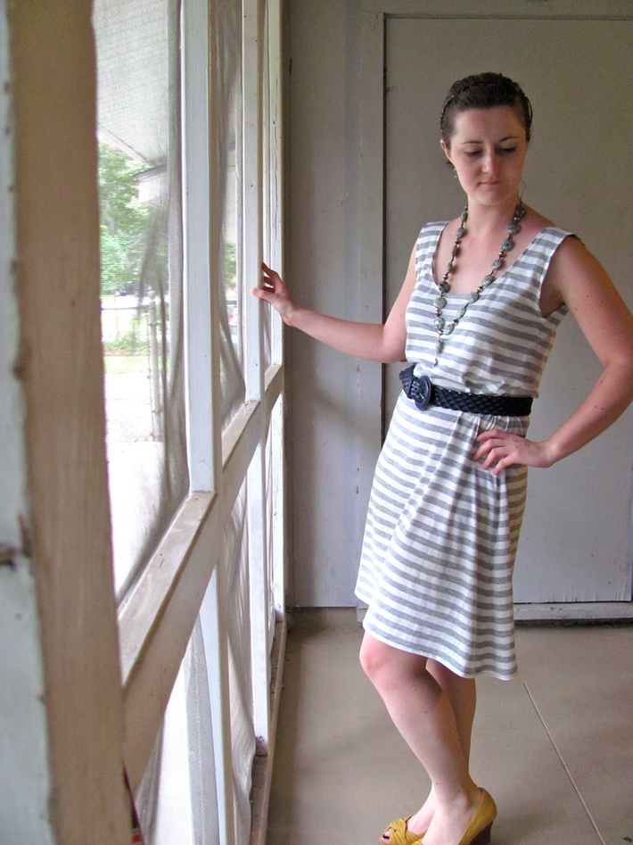 Palendrome Dress