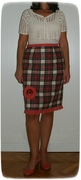 Plaid romantic 1
