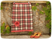 Plaid romantic