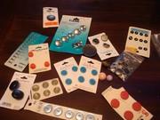 Vintage buttons