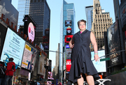 "The ""NYC Times Square Skyscraper"" Dress"