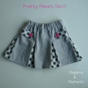 Pretty Pleats Skirt
