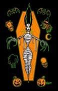 bride of halloween - toxictoons