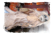 My Halloween Folk Art Doll Creations