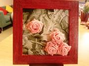 Rose - collage