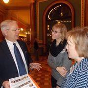 SRC Legislative Reception