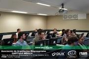 Alumnos en conferencia AEA México 2013