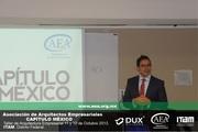Conferencia AEA México en ITAM