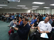 Well attended 3 day training geared towards community preparedness.