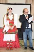 Premiată la Trebisacce: Premiul Cuore Verde pentru poezie si Premiul III pentru volumul de poezie