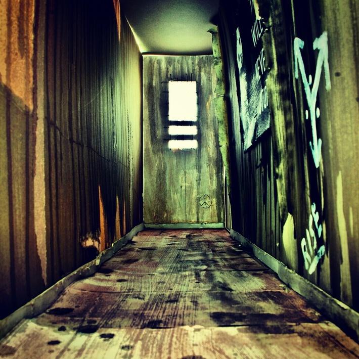 One of the hallways