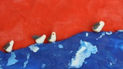 seagulls walk time