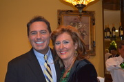 With ABC Anchor Ken Rosato