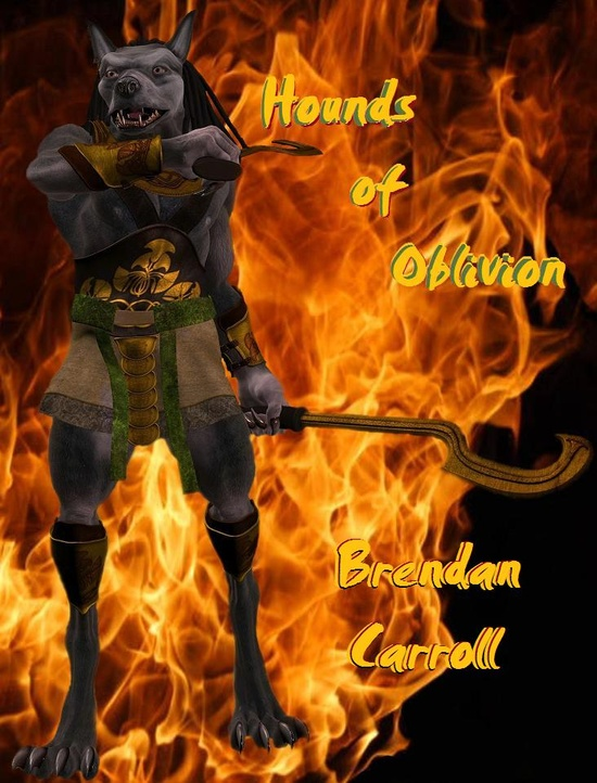 The Hounds of Oblivion