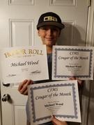 Michael wood jr honor achievements class of 2023