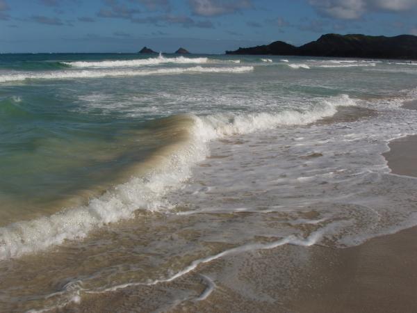 Kailua Beach (nice) Hawaii