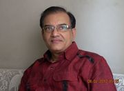 Prolific writer and popular public speaker Dr. Sharad Thaker