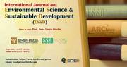The International Journal of Environmental Science & Sustainable Development (ESSD)