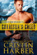 CristinHarber_Garrison'sCreed_HR_romantic suspense_military romance