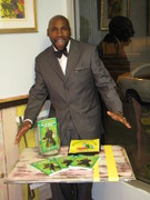 Comedian/Entrepreneur/Author: Derrick Ellis book signing