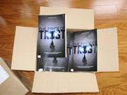 My novels have arrived!