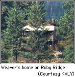 house ruby ridge