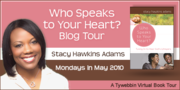 Who Speaks To Your Heart? Blog Tour